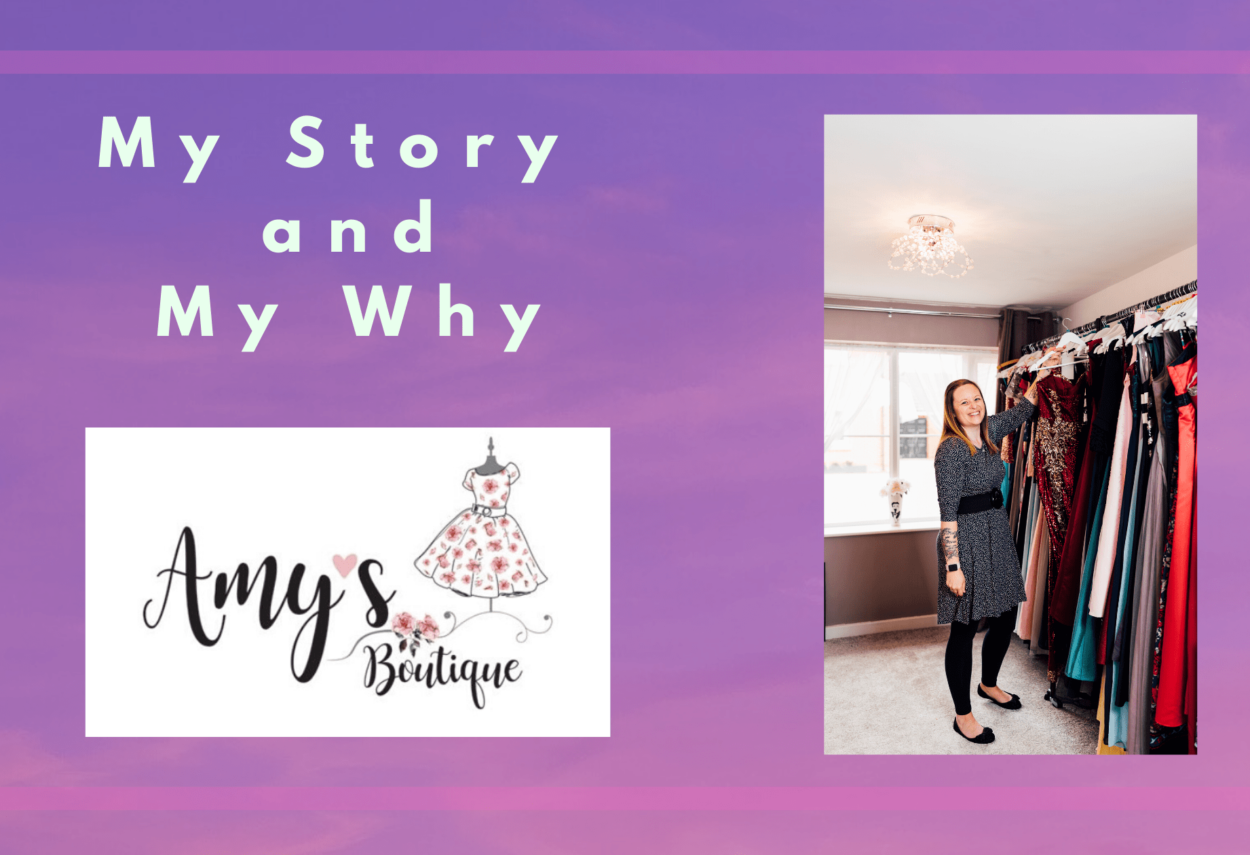 My Story and My Why